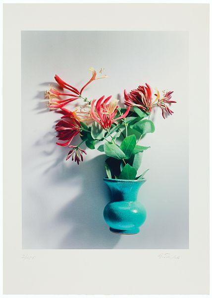 Geissblatt Vase
