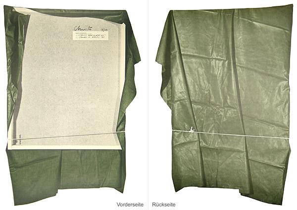 Verpacktes Bild - 2 seitig