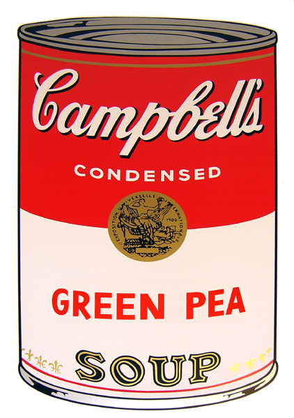 Campbell`s Soup - Green Pea