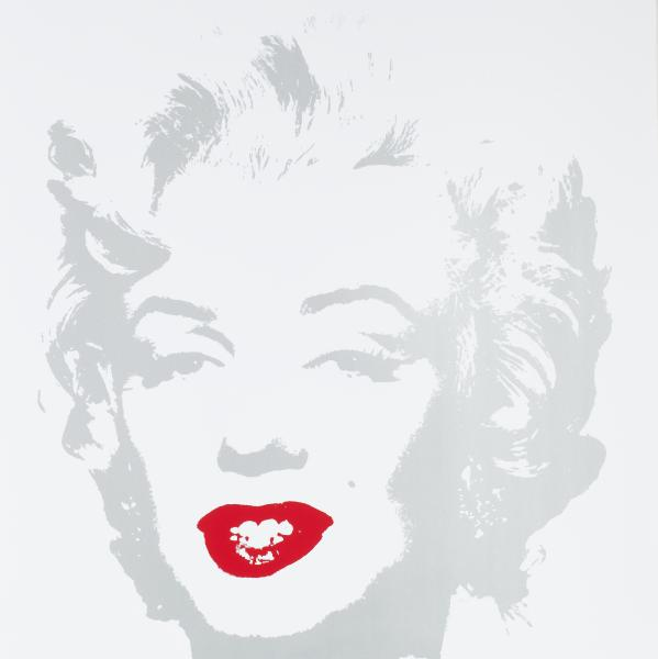 Marilyn Gold Kopf VII