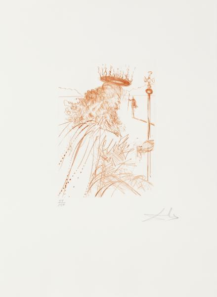 Shakespeare I, König Lear WVZ 281