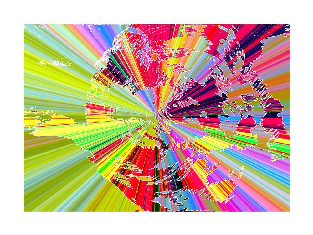 Antares / Geschwindigkeit