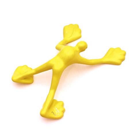 Flossi Klein II, Gelb Warm