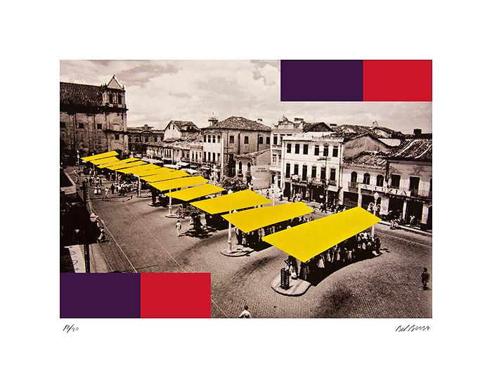 Yellow Terminal