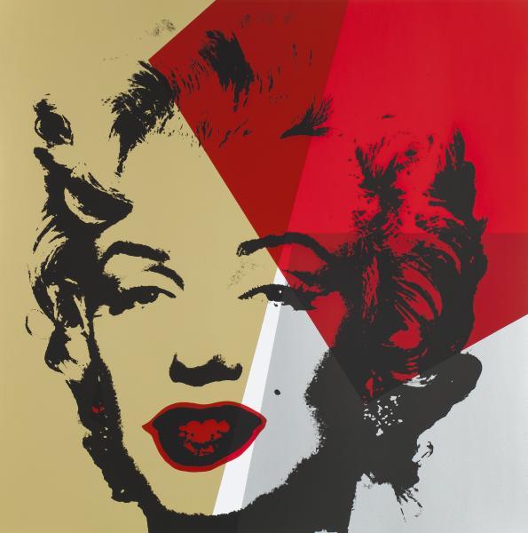Marilyn Gold Kopf VI