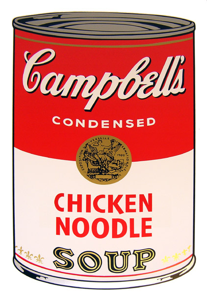 Campbell`s Soup - Chicken Noodle