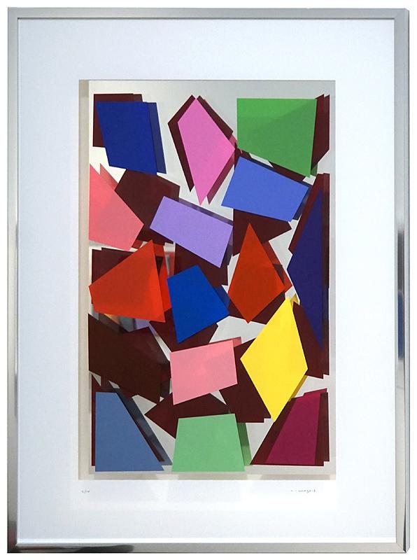 Farbduett mit Spiegel 16-R