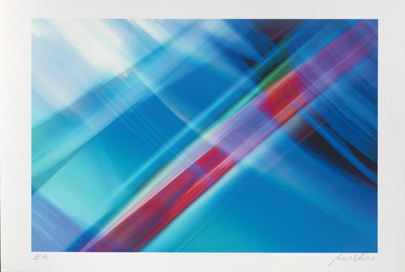Composition Blau
