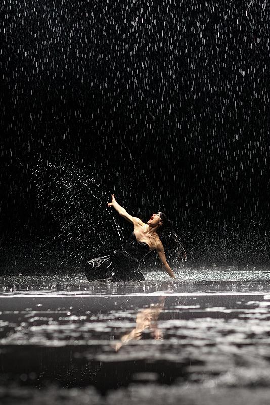 Pina Bausch-Vollmond Tanz Julie Anne Stanzak