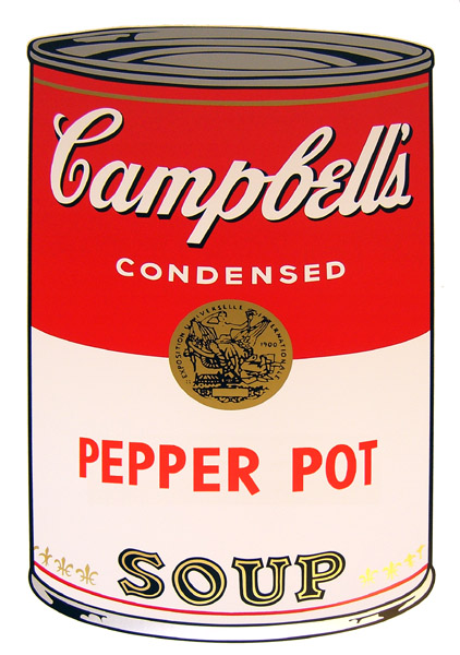 Campbell`s Soup - Pepper Pot