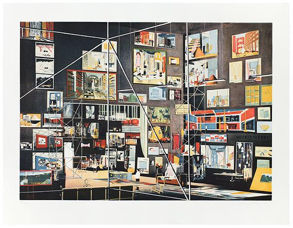 Das Kabinett der Bilder
