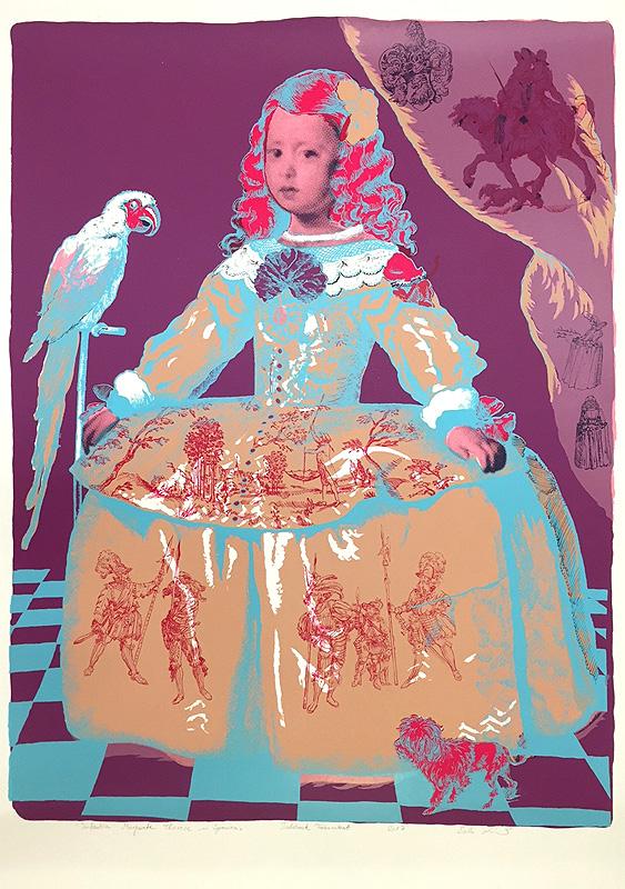 Infantin Margarete Therese von Spanien
