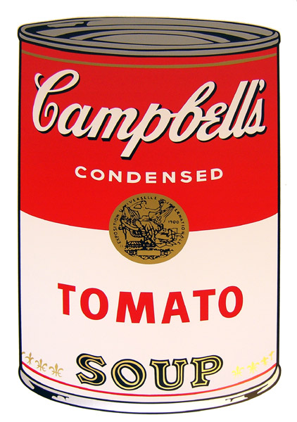 Campbell`s Soup - Tomato