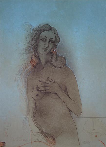 La Nascita della Venere I