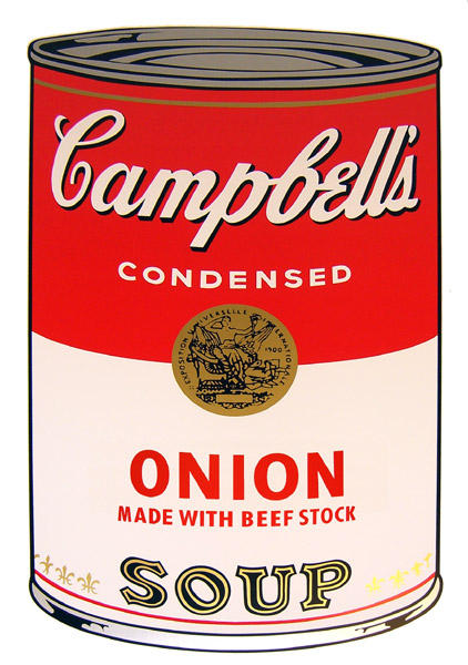 Campbell`s Soup - Onion