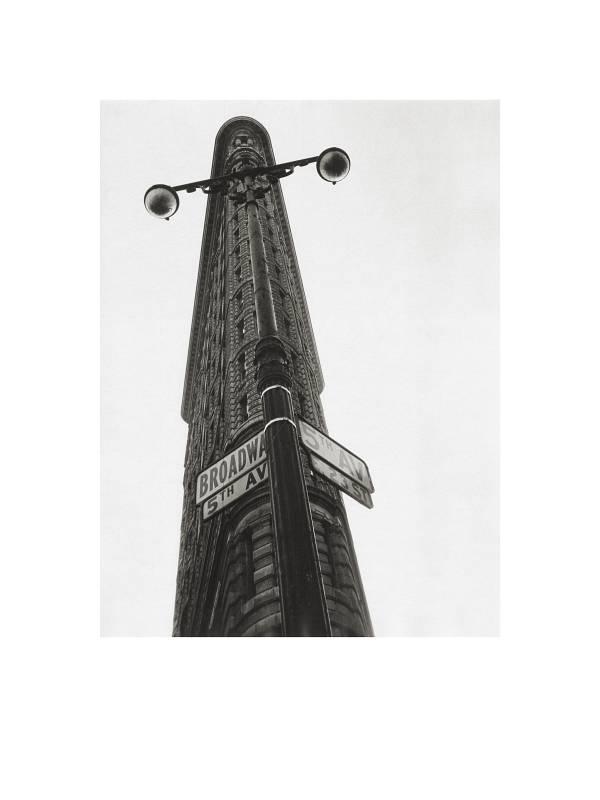 New York, Flatiron Building, 1962