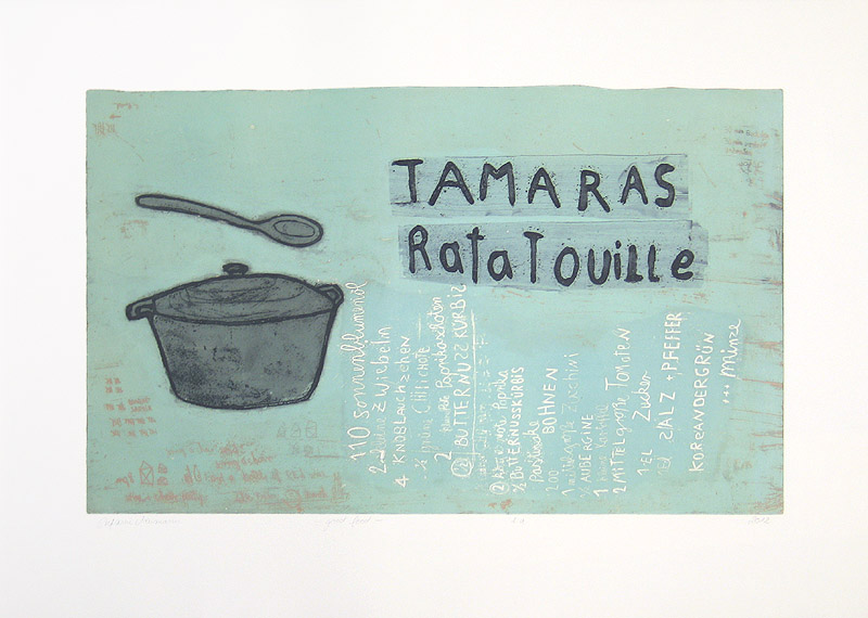Tamaras Ratatouille ''good food''