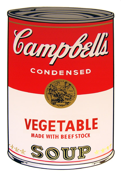 Campbell`s Soup - Vegetable