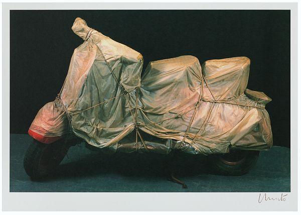 Wrapped Vespa 1963/2001