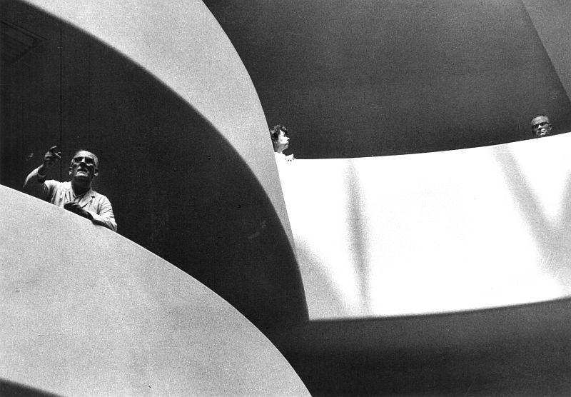 New York, Guggenheim Museum, 1961