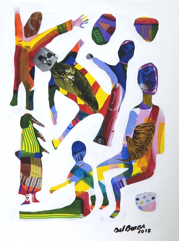 Faixas, Formas, Pessoas do Brasil 01