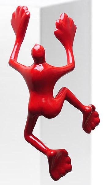 Flossi Klein IX - Kantenflitzer, Rot