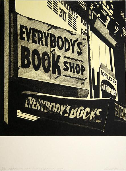 Schweiz Everybody´s bookshop
