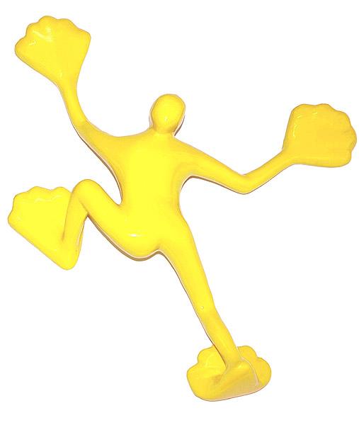 Flossi Klein VII, Gelb Warm