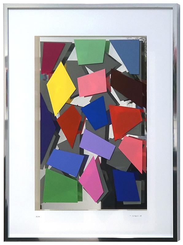 Farbduett mit Spiegel 16-A