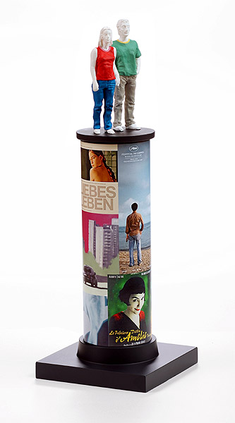 Säulenheilige Paar I, 2008