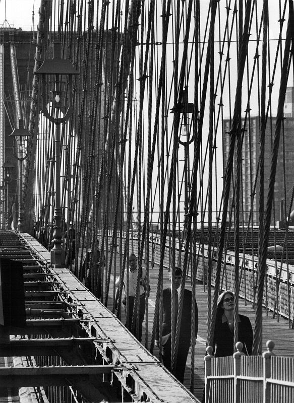 New York, Brooklyn Bridge, 2000
