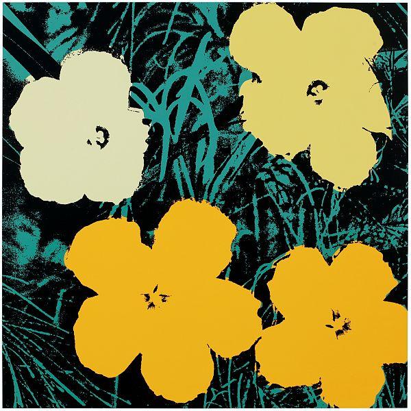 Blumen 72 Gelb