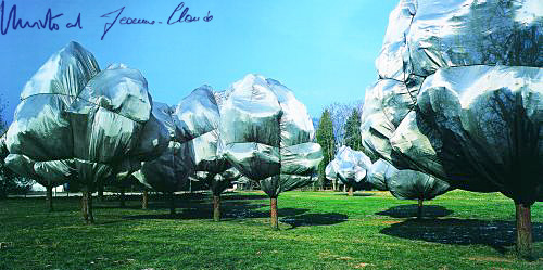 Wrapped Trees Nr. 11