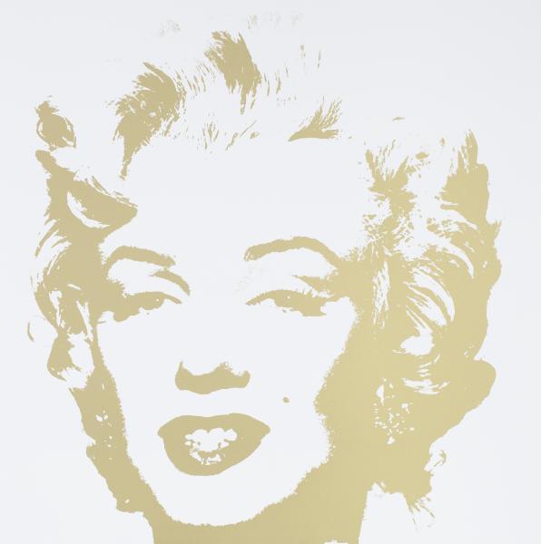 Marilyn Gold Kopf IX