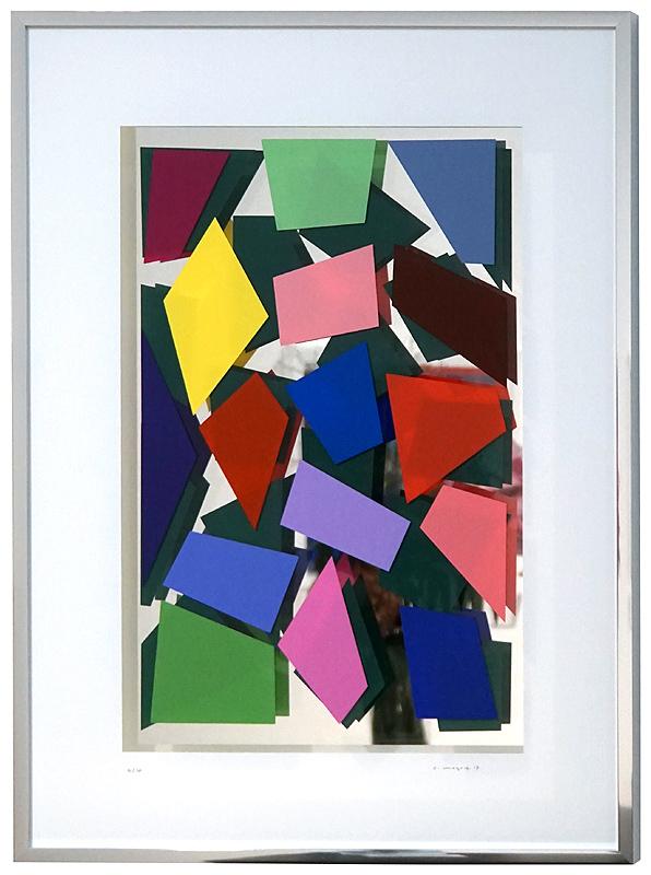 Farbduett mit Spiegel 16-G