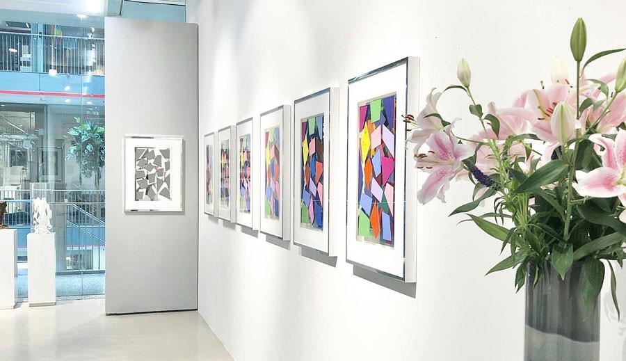Megert-Farbduett-Ausstellung