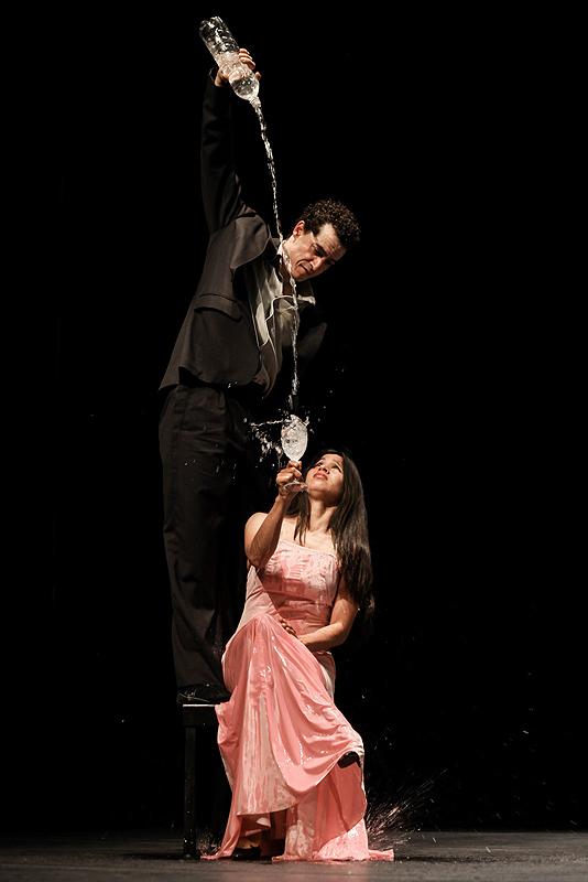 Tanz, Mendoza und Heredia