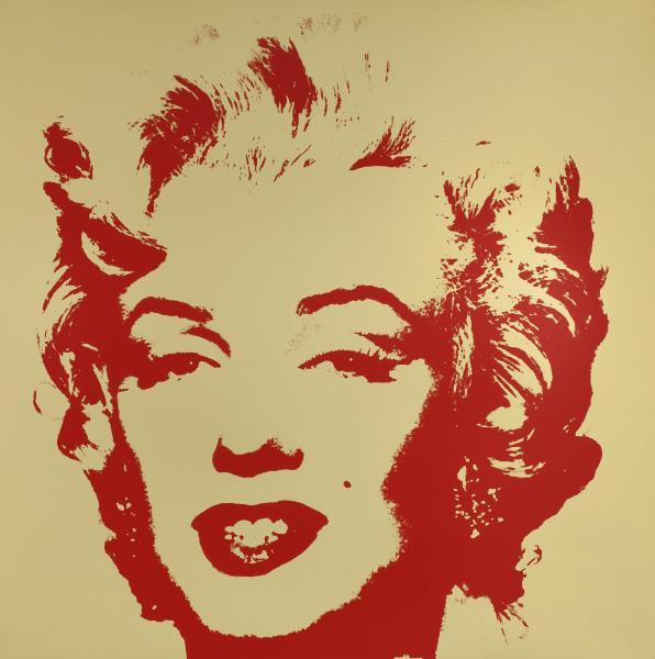 Marilyn Gold Kopf I