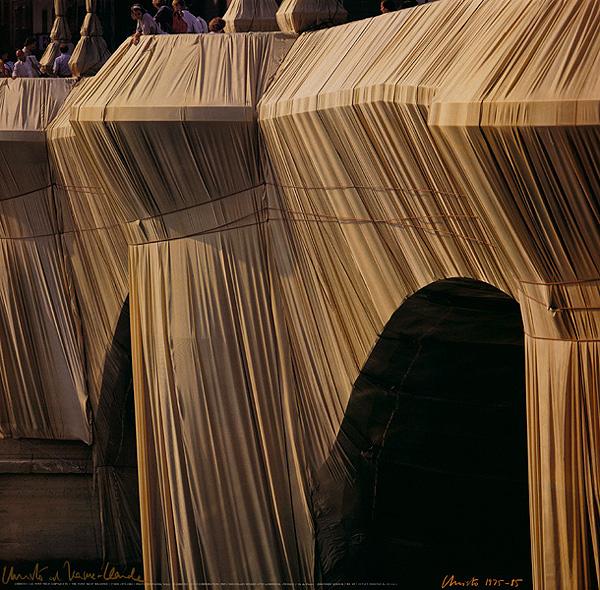 Pont Neuf Detail 9, handsigniert