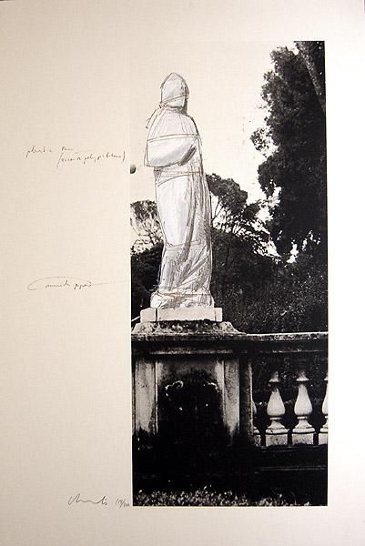 Schweiz Verpackte Venus-Villa Borghese